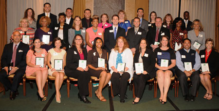 North County Inc.'s 2013 Class of North County 30 Leaders in their Thirties