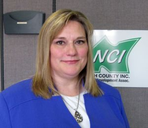 Rebecca Zoll, president and CEO North County Inc. Regional Development Association.