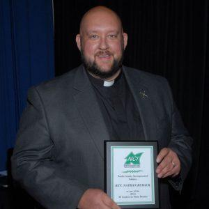 Pastor Nathan Ruback
