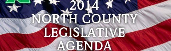 2014 North County Legislative Agenda